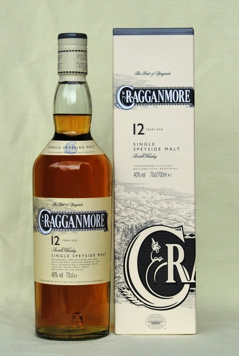 Cragganmore 12 Jahre , Single Malt,  40%vol. , 0,7l