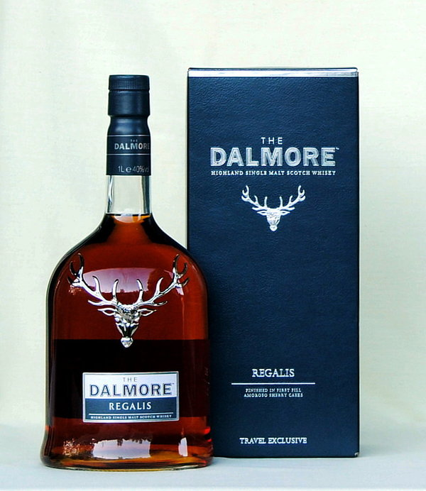 Dalmore Regalis  , Single Malt,  40%vol.,  1,0l
