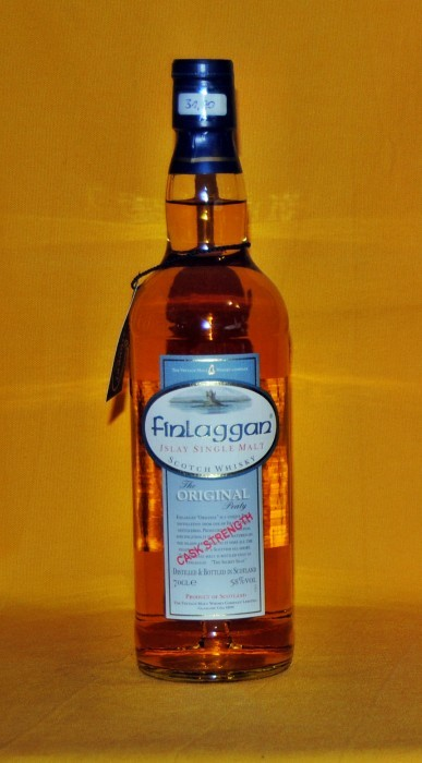 Finlaggan Cask Strength, Islay Single Malt, 58%vol. , 0,7l