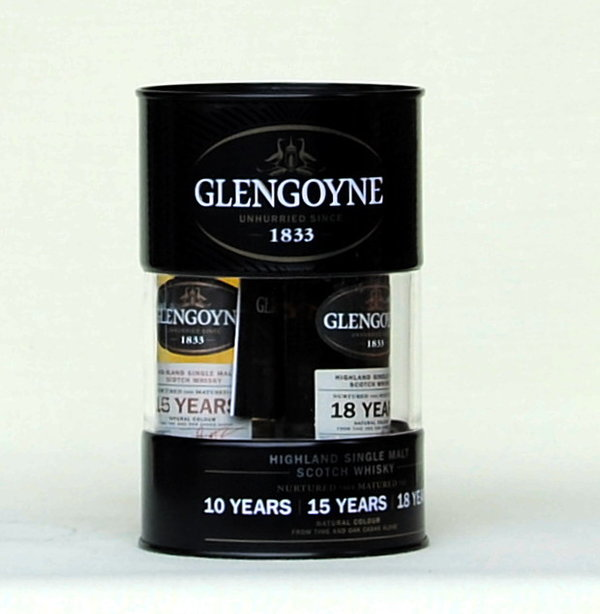 Glengoyne Triple Pack (3x0,05l)