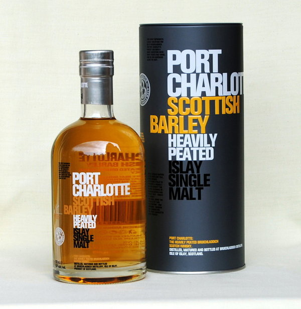 Port Charlotte Scottish Barley, Islay Single Malt, 50%vol. , 0,7l