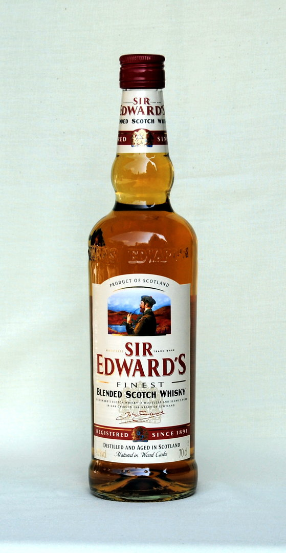 Sir Edwards, Blended Whisky, Schottland,  40%vol. , 0,7l