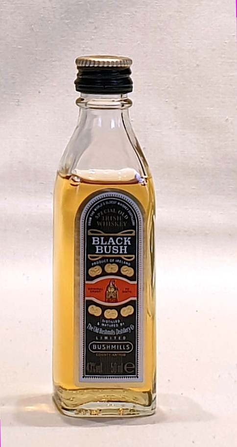Bushmills Black Bush, Irish Whiskey, 40%vol. , 0,05l