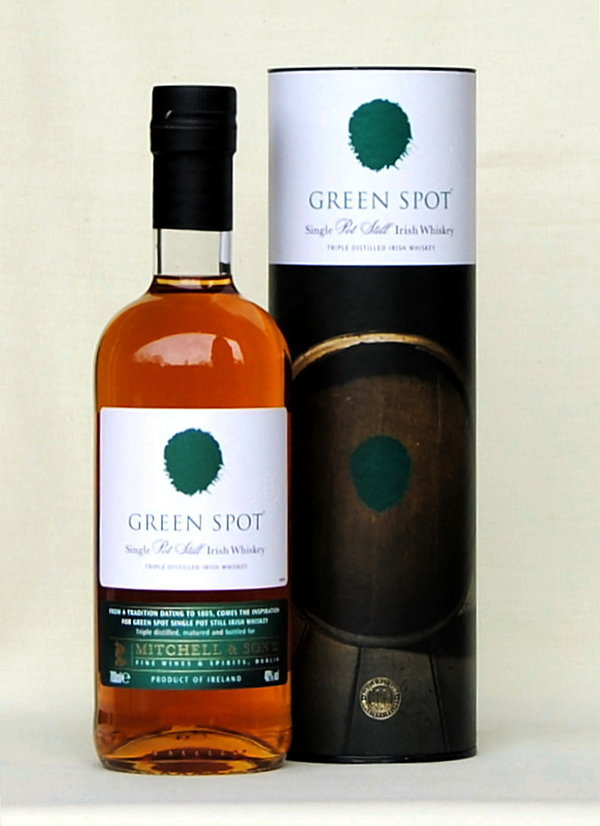 Greenspot Irish Pot Still Whiskey