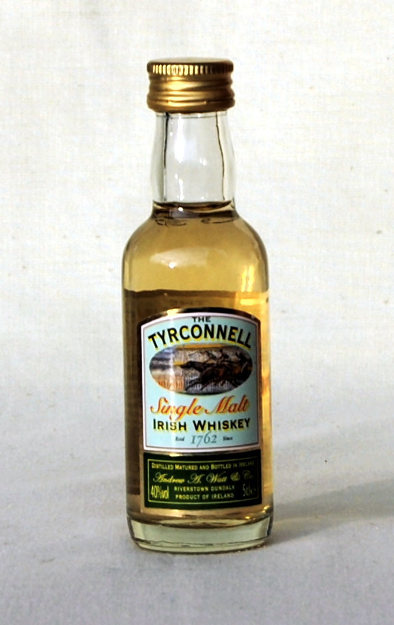 Tyrconell,  Single Malt, Irland , 40%vol. , 0,05l