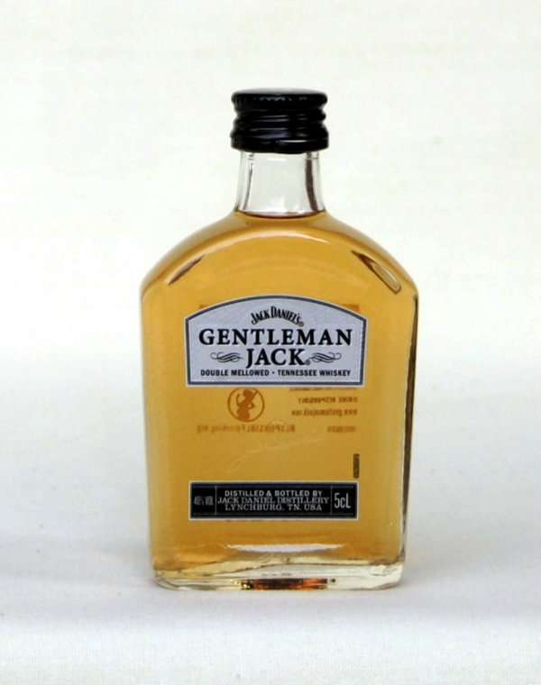 Gentleman Jack, Tennessee Whiskey , USA , 40%vol. , 0,05l