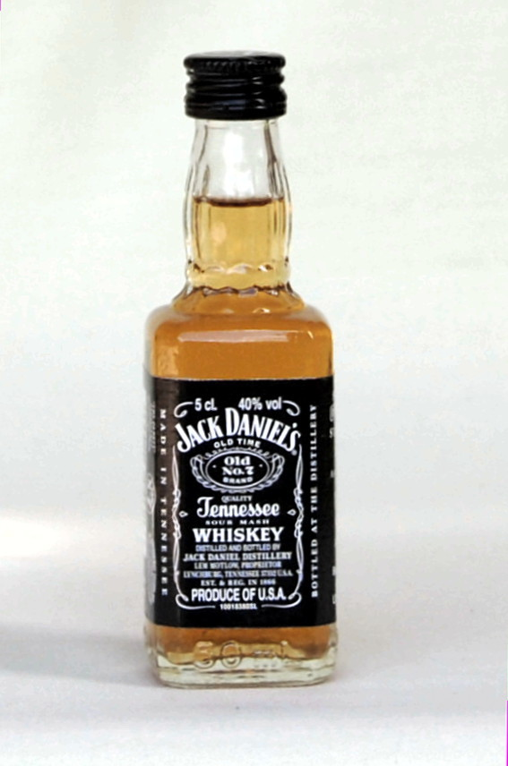 Jack Daniels N° 7 Tennessee Whiskey Mini