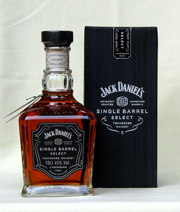 Jack Daniels Single Barrel, Tennessee Whiskey, USA, 45%vol. , 0,7l