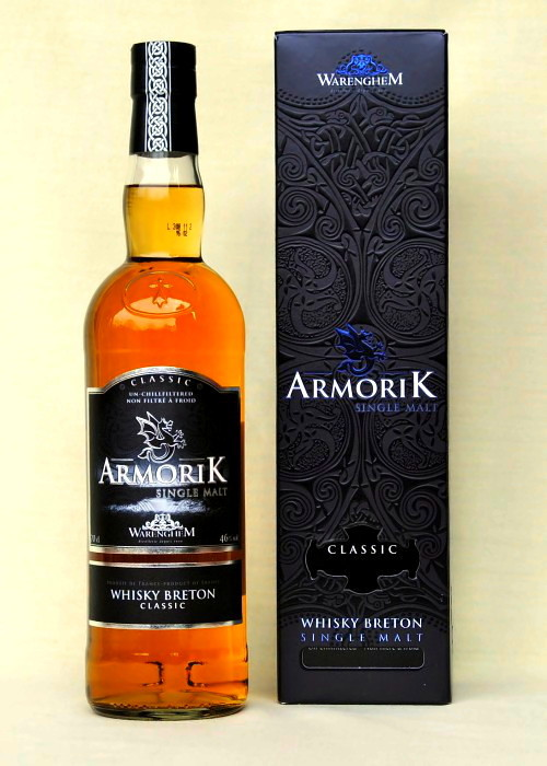 Armorik Classic Single Malt de Bretagne
