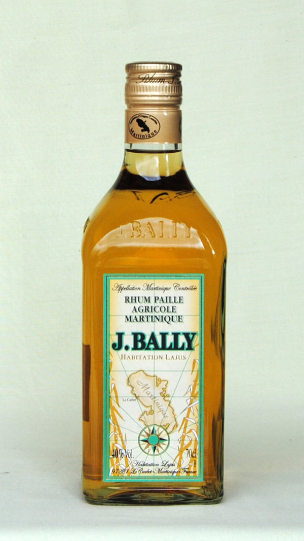 J. Bally Paille Rhum Acricole  (Martinique)