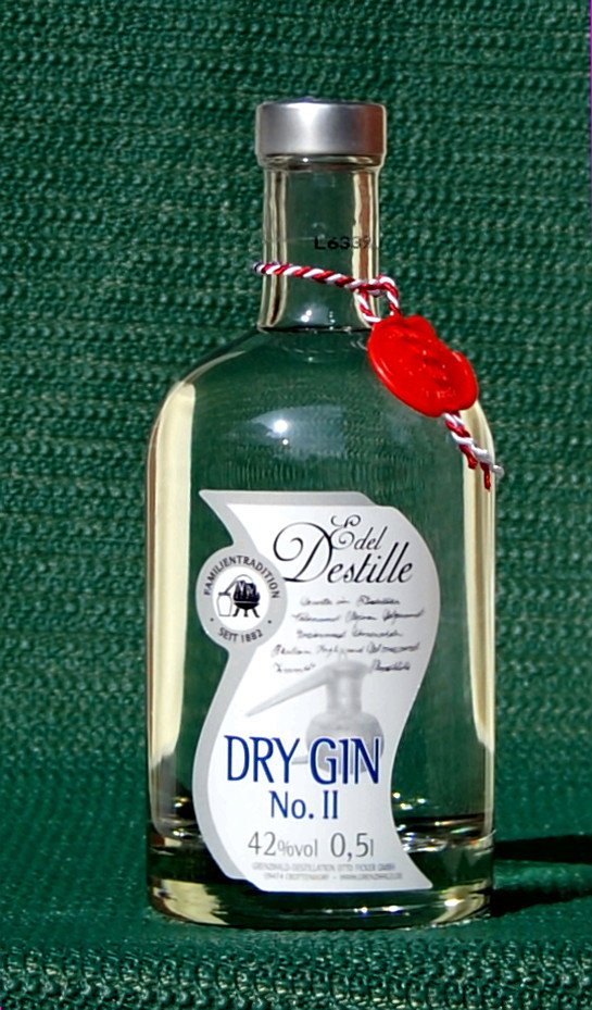 Otto Fickers Dry Gin N°2