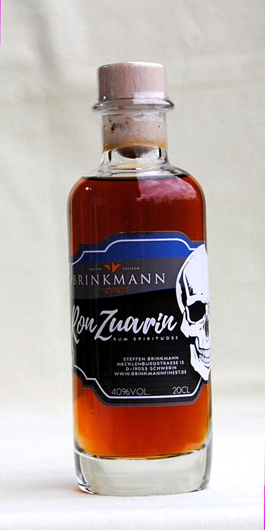 Ron Zuarin 20th Anniversary  0,2l