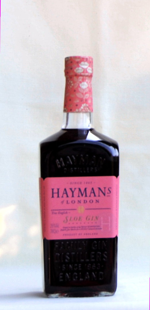Hayman´s Sloe Gin, Gin, UK, 26%vol. , 0,7l