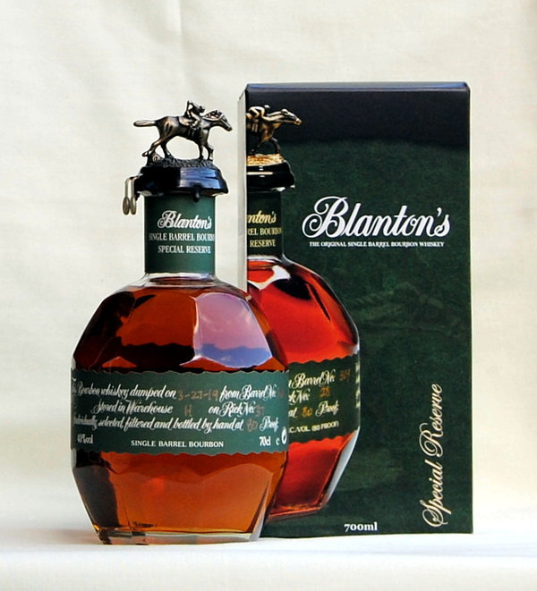 Blanton´s Single Barrel Special Reserve