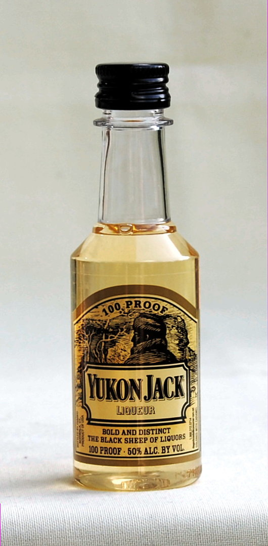 Yukon Jack Whisky-Liqueur Mini