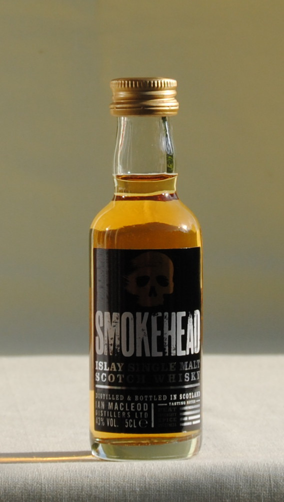 Smokehead Single Malt Mini